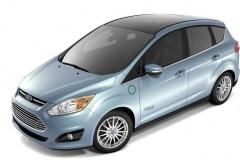 Ford C-Max minivena foto attēls 5