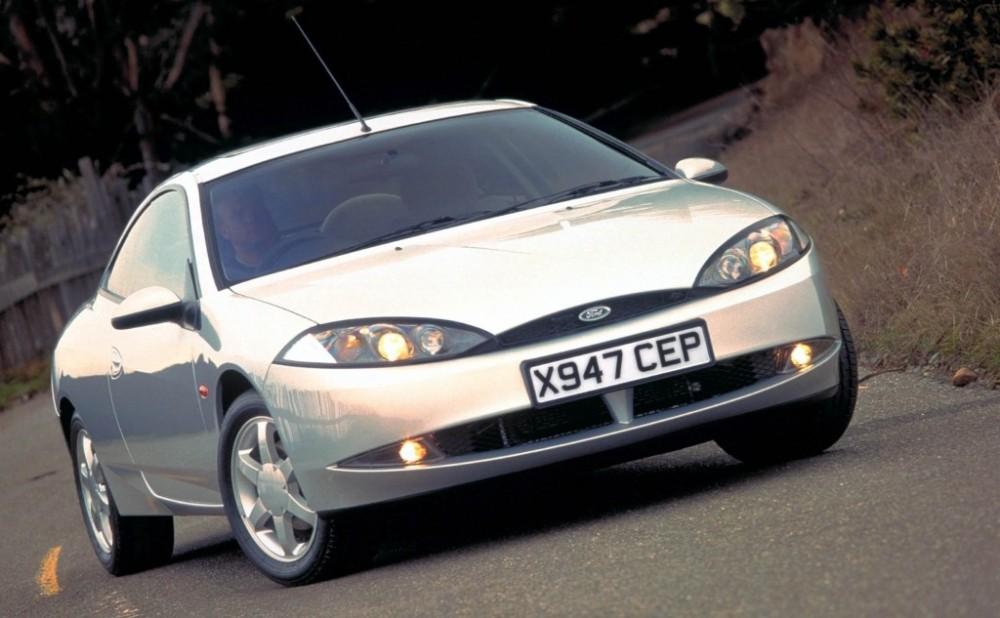 Ford Cougar 1998 foto attēls