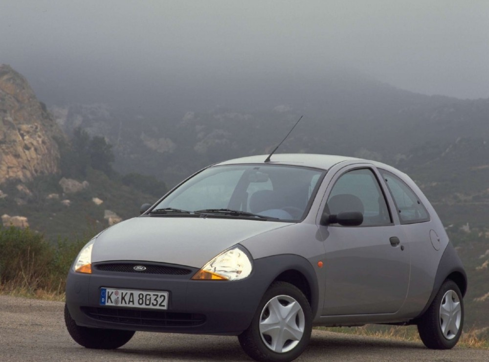 ford ka hatchback 1997 2008 reviews technical data prices. Black Bedroom Furniture Sets. Home Design Ideas