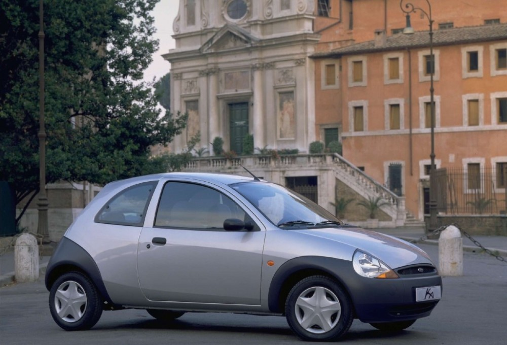 Ford Ka Hatchback Photo Image