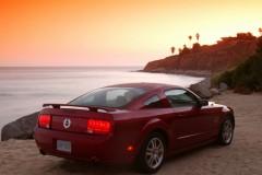 Ford Mustang kupejas foto attēls 10