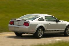 Ford Mustang kupejas foto attēls 8