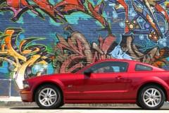 Ford Mustang kupejas foto attēls 5