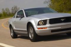 Ford Mustang kupejas foto attēls 4