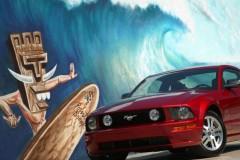 Ford Mustang kupejas foto attēls 1