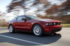 Ford Mustang kupejas foto attēls 12