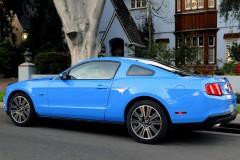 Ford Mustang kupejas foto attēls 7