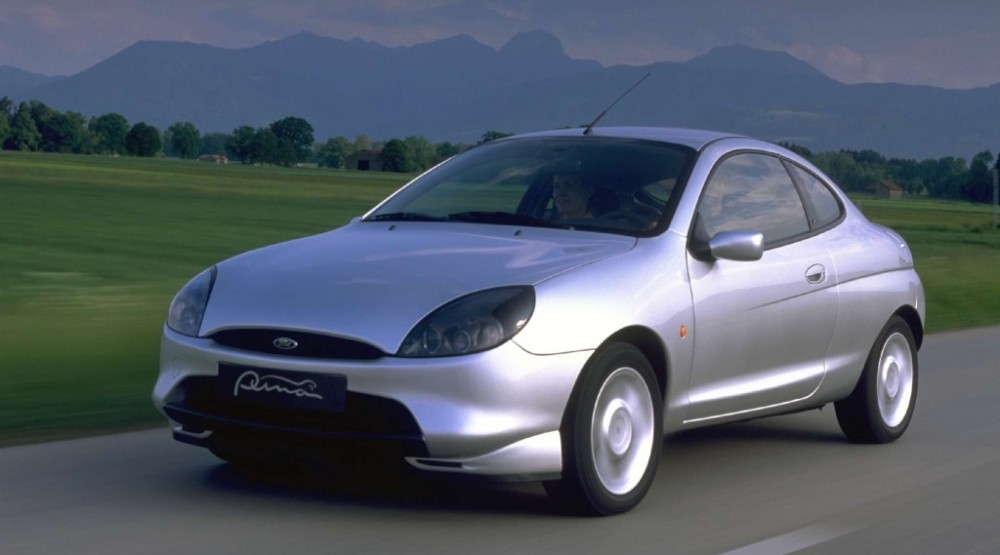 ford puma reviews reviews technical data prices. Black Bedroom Furniture Sets. Home Design Ideas