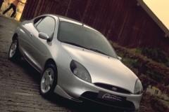 Ford Puma kupejas foto attēls 11