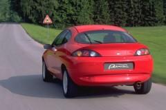 Ford Puma kupejas foto attēls 9