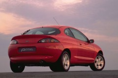 Ford Puma kupejas foto attēls 8
