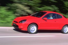 Ford Puma kupejas foto attēls 2