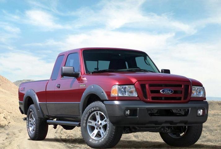 Ford Ranger 2006 foto attēls