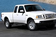 Ford Ranger Regular Cab foto attēls 1