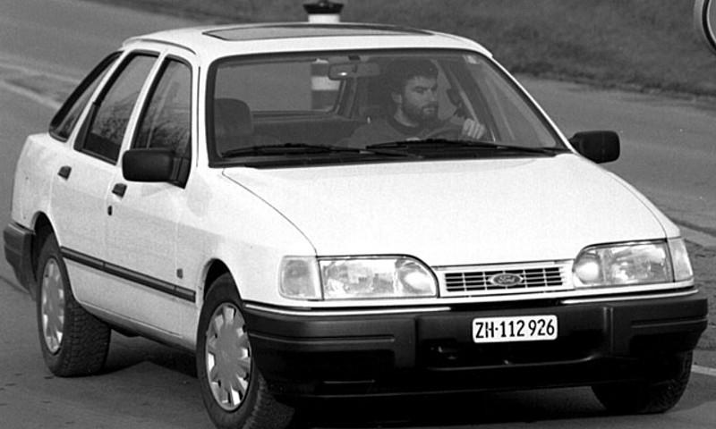 Ford Sierra 1990 foto attēls
