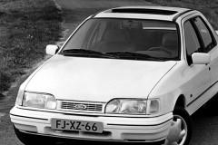 Ford Sierra sedana foto attēls 3