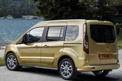 Ford Tourneo minivena foto attēls 1
