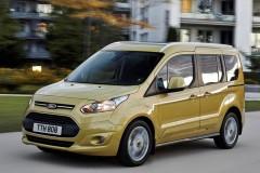Ford Tourneo minivena foto attēls 2