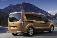 Ford Tourneo minivena foto attēls 3
