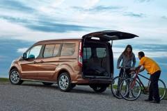 Ford Tourneo minivena foto attēls 4
