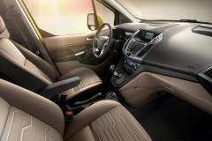 Ford Tourneo minivena foto attēls 5