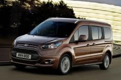 Ford Tourneo minivena foto attēls 6