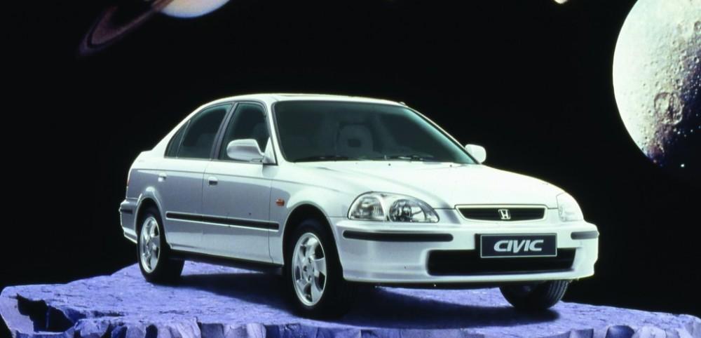 2001 Honda Civic Mpg >> Honda Civic Sedan 1996 2001 Reviews Technical Data Prices