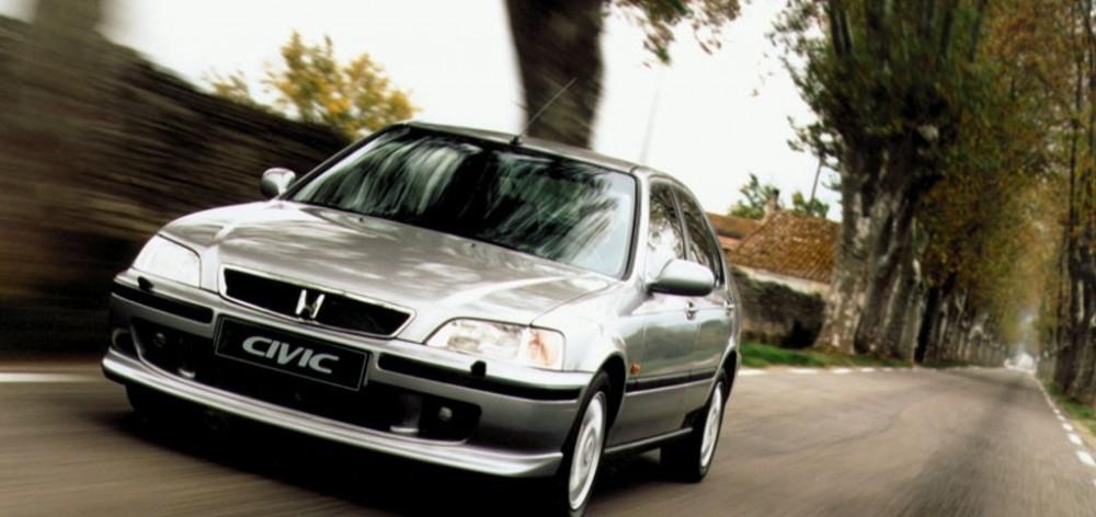 Honda Civic 1997 foto attēls