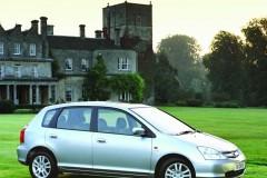 Honda Civic hečbeka foto attēls 3