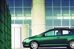Honda Civic 3 durvis hečbeka foto attēls 4