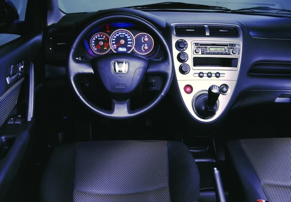 Honda Civic 3 Door Hatchback Photo Image 10