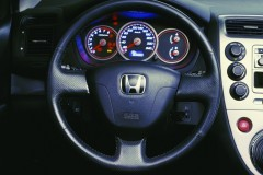 Honda Civic 3 durvis hečbeka foto attēls 8