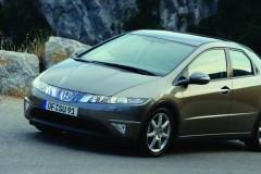 Honda Civic hečbeka foto attēls 6