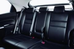Honda Civic hečbeka foto attēls 12