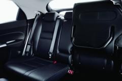 Honda Civic hečbeka foto attēls 13