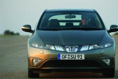Honda Civic hečbeka foto attēls 10