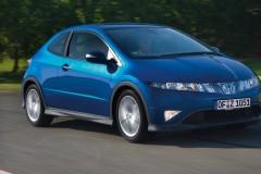 Honda Civic 3 durvis hečbeka foto attēls 13
