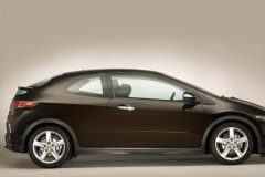 Honda Civic 3 durvis hečbeka foto attēls 12