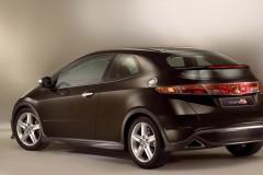 Honda Civic 3 durvis hečbeka foto attēls 3
