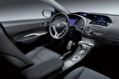 Honda Civic hečbeka foto attēls 5