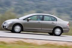 Honda Civic sedana foto attēls 14