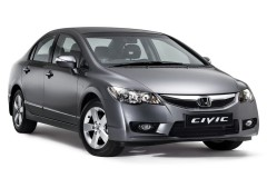 Honda Civic sedana foto attēls 16