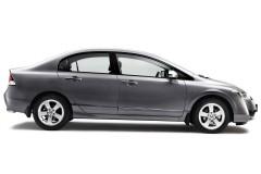 Honda Civic sedana foto attēls 11