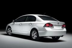 Honda Civic sedana foto attēls 10