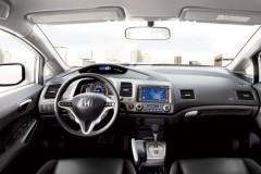 Honda Civic sedana foto attēls 21