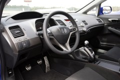 Honda Civic sedana foto attēls 3