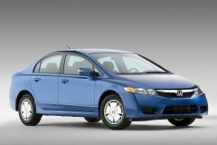 Honda Civic sedana foto attēls 6