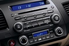 Honda Civic sedana foto attēls 9