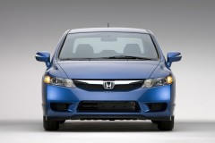 Honda Civic sedana foto attēls 19