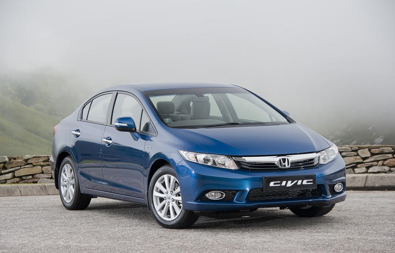 Honda Civic 2012 foto attēls